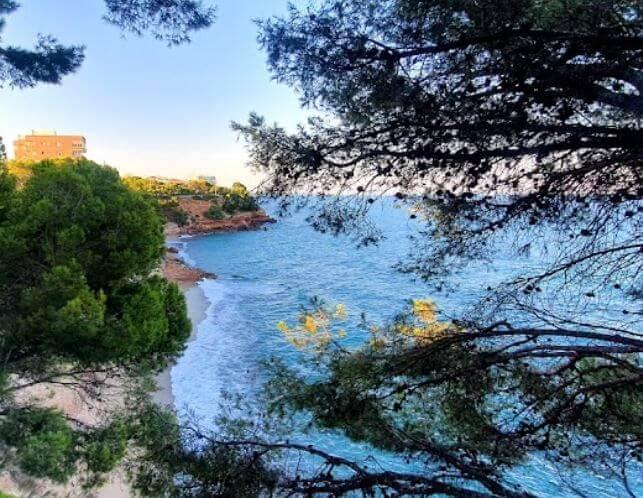 La playa Cala Bot se encuentra en el municipio de Mont-roig del Camp, perteneciente a la provincia de Tarragona y a la comunidad autónoma de CataluñaLa playa Cala Bot se encuentra en el municipio de Mont-roig del Camp, perteneciente a la provincia de Tarragona y a la comunidad autónoma de Cataluña