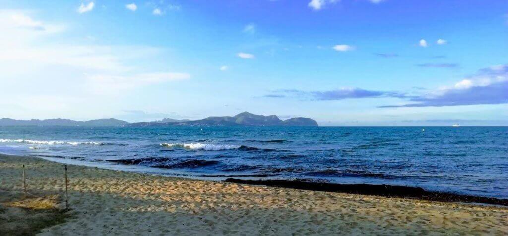 La playa Ca'n Picafort se encuentra en el municipio de Santa Margalida, perteneciente a la provincia de Mallorca y a la comunidad autónoma de Islas Baleares