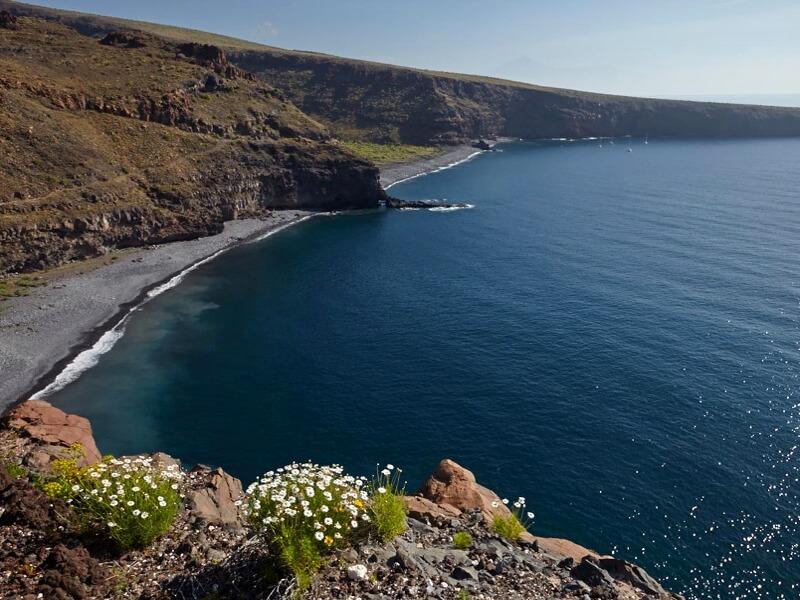 La playa Chinguarime se encuentra en el municipio de San Sebastián de la Gomera, perteneciente a la provincia de La Gomera y a la comunidad autónoma de Canarias