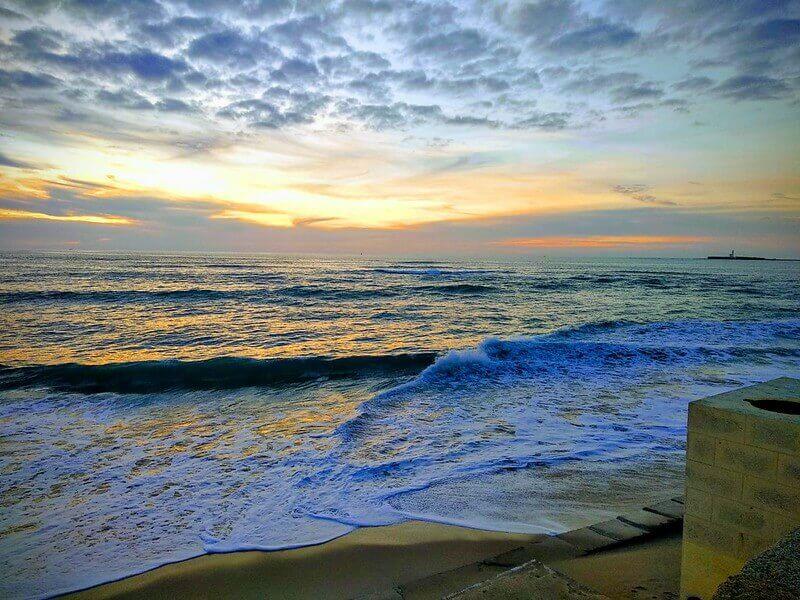 La playa La Anegada / Marcelo / Urrutia se encuentra en el municipio de Cádiz, perteneciente a la provincia de Cádiz y a la comunidad autónoma de Andalucía