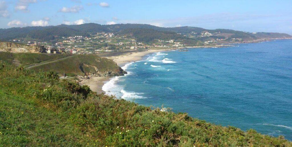 La playa La Salsa / Repibelo / A Salsa se encuentra en el municipio de Arteixo, perteneciente a la provincia de A Coruña y a la comunidad autónoma de Galicia