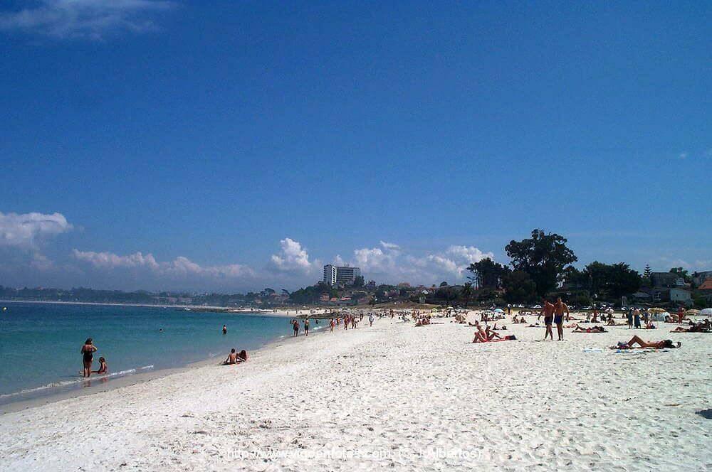 La playa O Vao / O Bao se encuentra en el municipio de Vigo, perteneciente a la provincia de Pontevedra y a la comunidad autónoma de Galicia