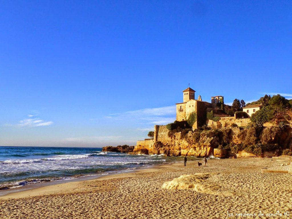 La playa Platja de l'Àliga se encuentra en el municipio de El Perell, perteneciente a la provincia de Tarragona y a la comunidad autónoma de Cataluña