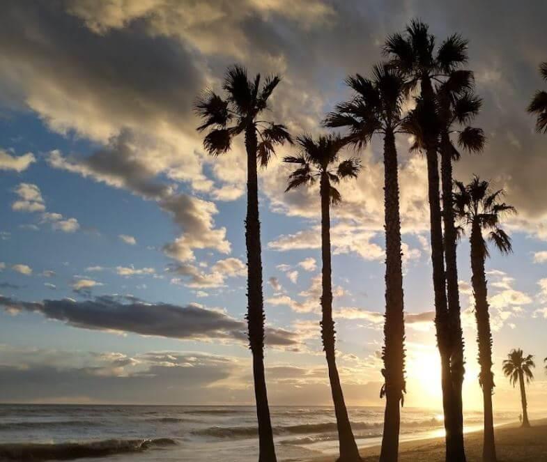 La playa Sant Salvador se encuentra en el municipio de El Vendrell, perteneciente a la provincia de Tarragona y a la comunidad autónoma de Cataluña